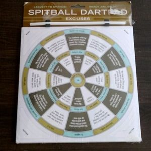 Knock Knock Spitball DartPad